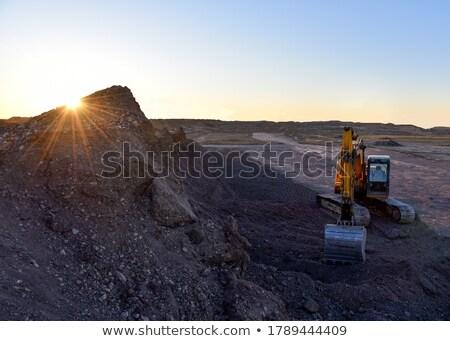 Mining wastes. Stock photo © iofoto