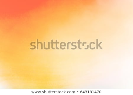 abstract yellow and orange gradient background Stock photo © Kheat