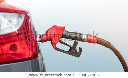 combustible · coche · tráfico · instrumento · gasolina - foto stock © flipfine