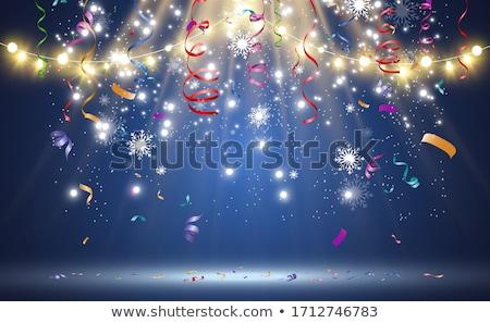 Party background Stock photo © oblachko