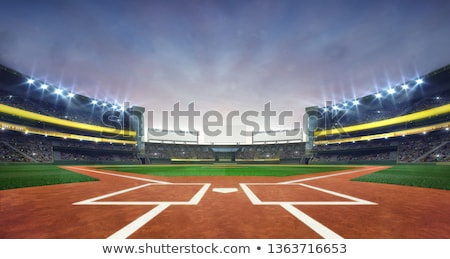Infield Stock photo © Nneirda