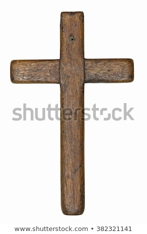 Velho atravessar jesus belo branco Foto stock © jarin13