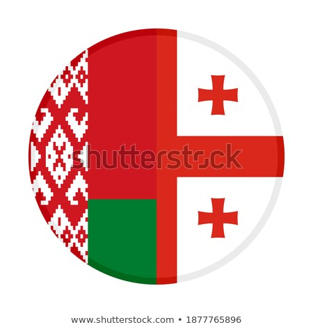 EU and Belarus - Miniature Flags. Stock photo © tashatuvango
