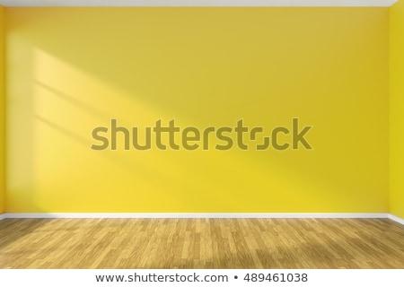 starych · żółty · budynku · Windows · wysoki - zdjęcia stock © igabriela