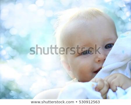 jongen · toekomst · wereld · wereldbol - stockfoto © paha_l