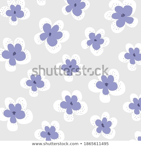 Floral Abstract in muted Spring colors Stock photo © x7vector