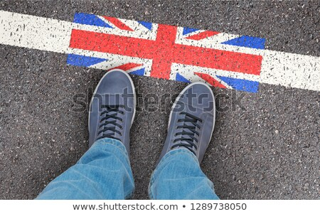 Britain Immigration Stock photo © Lightsource