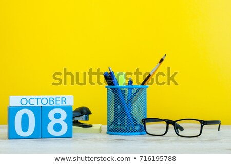 8th October Stock photo © Oakozhan