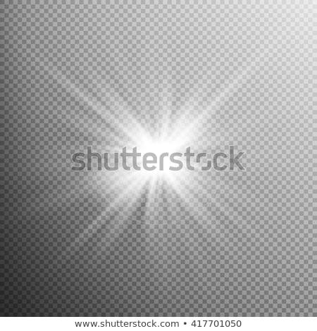 Sparkling light burst. EPS 10 Stock photo © beholdereye