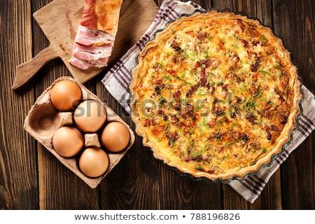 voedsel · room · maaltijd · dieet · keuken · boven - stockfoto © m-studio