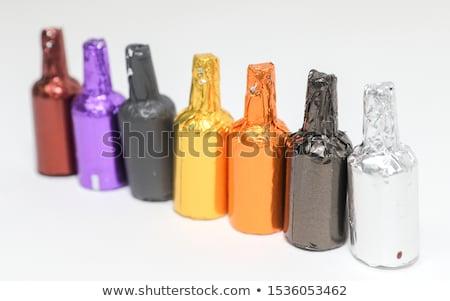 liqueur and ganache pralines stock photo © digifoodstock