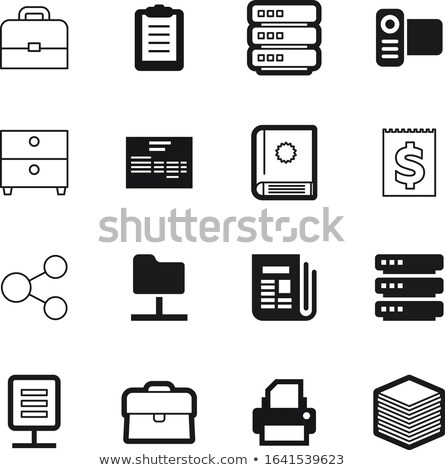 Folder in Catalog Marked as News. Stock photo © tashatuvango