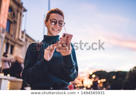 Best travel apps for mobile phone Stock photo © stevanovicigor