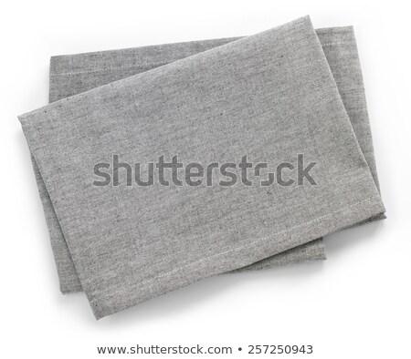 先頭 表示 白 ファブリック グレー 抽象的な ストックフォト © LightFieldStudios