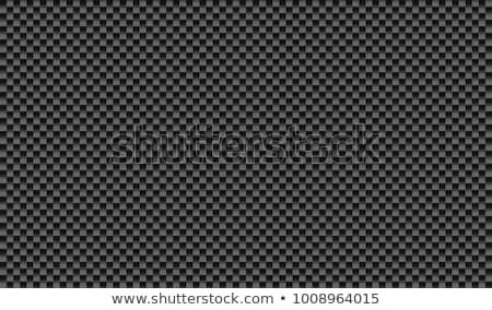 Carbon Fiber Vertical Pattern Graphic Background Stock photo © smith1979