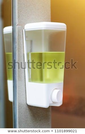 Сток-фото: жидкость · мыло · стены · стороны · очистки