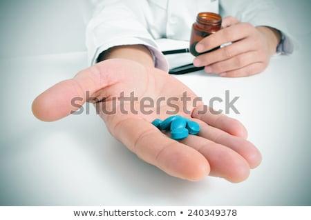 sağlık · risk · tıbbi · kriz · reçete - stok fotoğraf © lightsource
