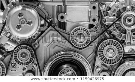 механизм двигатель большой автомобиль внутри технической Сток-фото © pressmaster