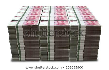 Chino negocios rojo financiar Asia Foto stock © zkruger