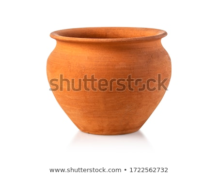 Clay Pots Stock photo © HJpix