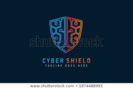 Combination Lock Security Guard Protection Service Stock photo © iqoncept