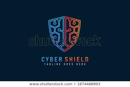 パスワード · 保護された · ダイヤル錠 · 単語 · セキュリティ · 安全 - ストックフォト © iqoncept