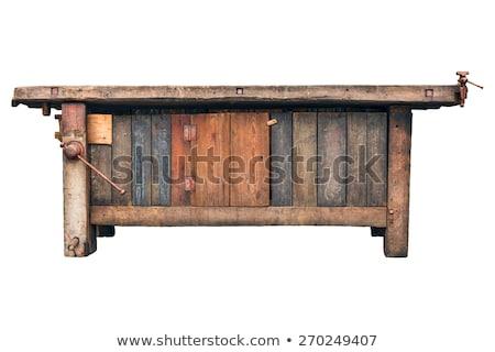 Stockfoto: Timmerman · hout · home · ruimte · industrie · vliegtuig