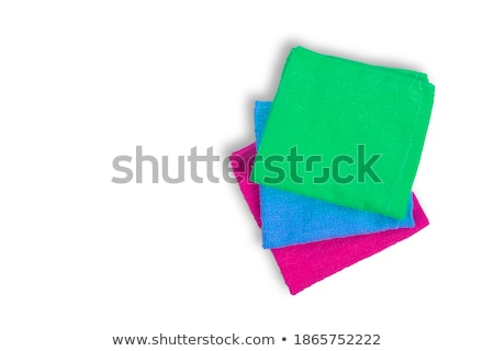Multi-colored towels  Stock photo © zhekos