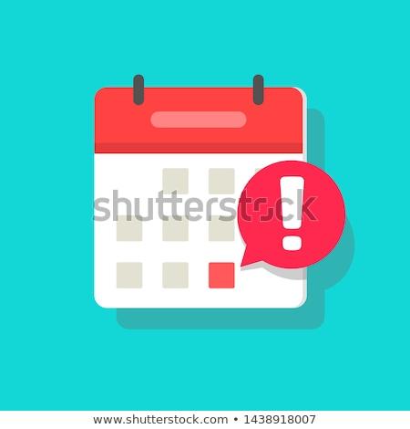 Date limite Photo stock © devon