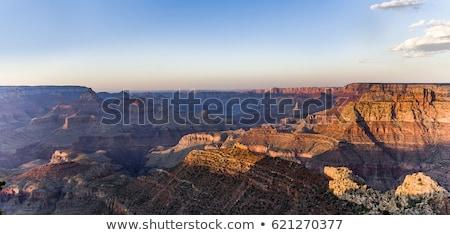 fantástico · ver · Grand · Canyon · ponto · sul - foto stock © meinzahn