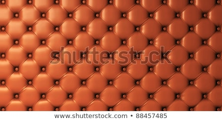 Sepia picture of genuine leather upholstery Stock photo © oly5