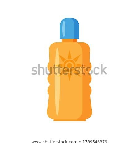 Sunblock cream Stock photo © lindwa