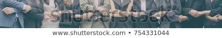 юго-восток азиатских бизнеса мужчины деловой человек Сток-фото © szefei