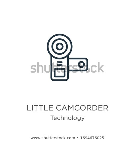 Little charge battery simple icon on white background. Stock photo © tkacchuk