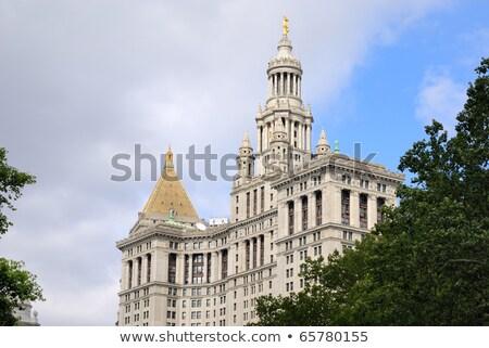 муниципальный здании один зданий Мир Сток-фото © rmbarricarte