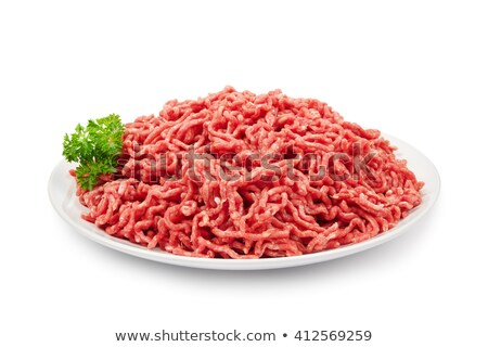 Minced Meat Background Stock photo © zhekos