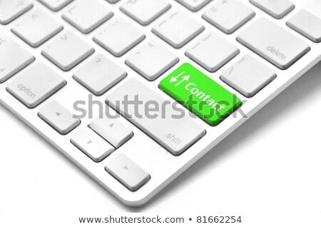 электронная · почта · компьютер · кнопки · бизнеса · контакт · почты - Сток-фото © oakozhan