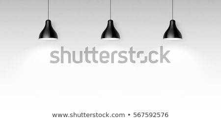 három · sötét · fotó · stúdió · fekete · fehér - stock fotó © sarts