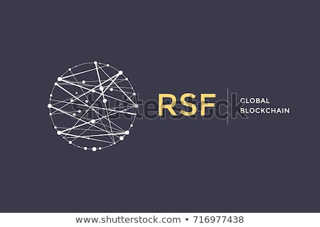 Bitcoin Logo Design stock photo © sdCrea