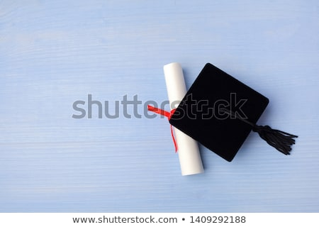 Alum on black Stock photo © vinodpillai