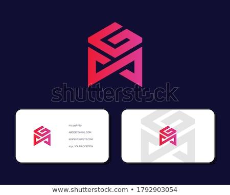 Alphabet G Stock photo © colematt