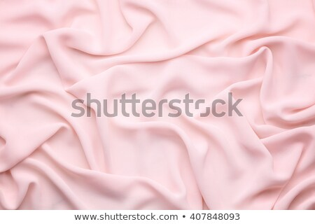 Rose textiles soft vert couleur texture Photo stock © neirfy