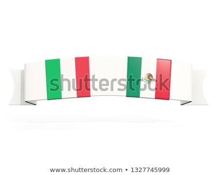 Meksyk · kraju · Pokaż · biały · Ameryki - zdjęcia stock © mikhailmishchenko