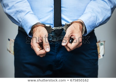 Criminal Politicians Stock photo © Lightsource