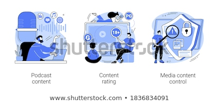 Guideline and regulation vector concept metaphor. Stock photo © RAStudio