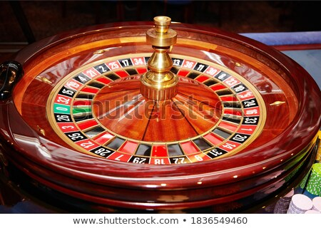 counters for a roulette Stock photo © AnatolyM