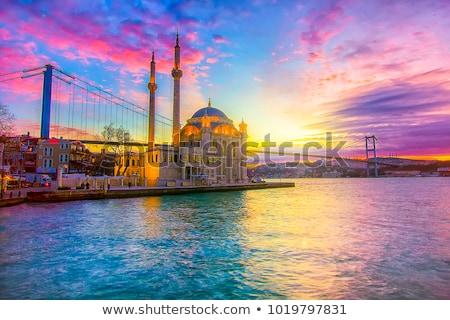 ボート セーリング イスタンブール トルコ 風景 海 ストックフォト © elly_l