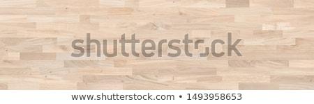 Stock photo: parquetry floor