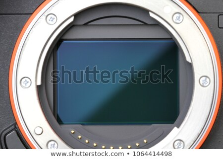 Camera Sensor Stock photo © idesign