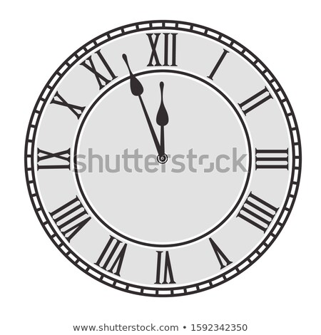 two minutes to midnight Stock photo © tarczas